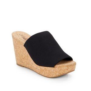 Lucky Brand Shoes | Marilynn Cork Wedge